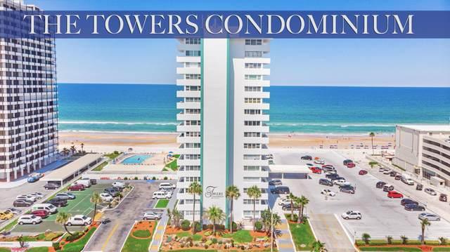 2800 N Atlantic Avenue #608, Daytona Beach, FL 32118 (MLS #1073099) :: Memory Hopkins Real Estate