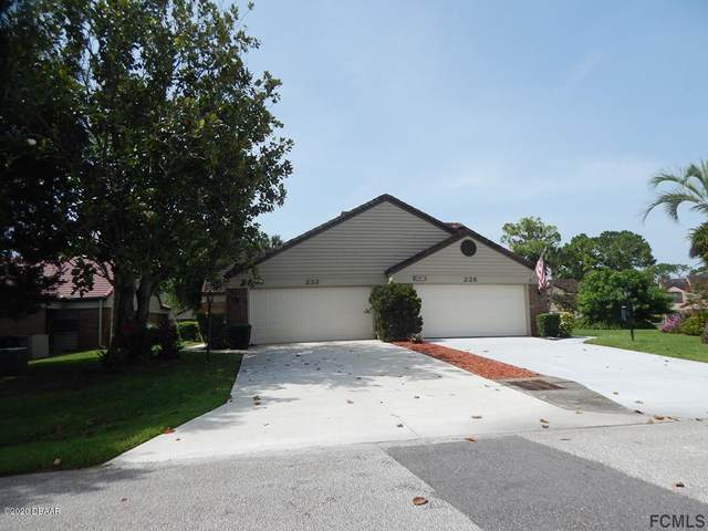 232 Palm Sparrow Court, Daytona Beach, FL 32119 (MLS #1073117) :: Cook Group Luxury Real Estate