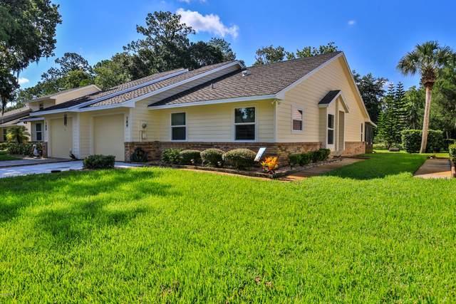 184 Bob White Court #1840, Daytona Beach, FL 32119 (MLS #1073140) :: Cook Group Luxury Real Estate
