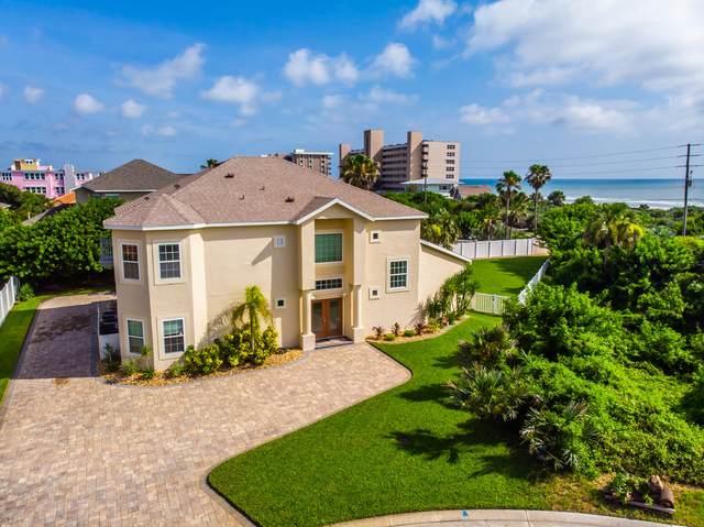 32 Sundunes Circle, Ponce Inlet, FL 32127 (MLS #1073149) :: Cook Group Luxury Real Estate