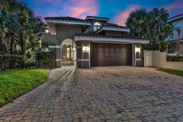 4217 S Atlantic Avenue, Port Orange, FL 32127 (MLS #1073153) :: Cook Group Luxury Real Estate