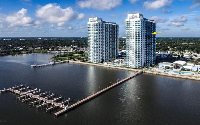 241 Riverside Drive #2004, Holly Hill, FL 32117 (MLS #1073163) :: Cook Group Luxury Real Estate