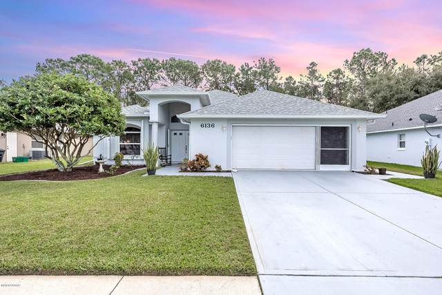 6136 Sabal Point Circle, Port Orange, FL 32128 (MLS #1073187) :: Memory Hopkins Real Estate