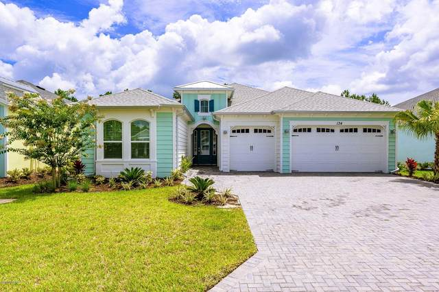 134 Coral Reef Way, Daytona Beach, FL 32124 (MLS #1073207) :: Cook Group Luxury Real Estate