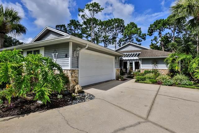8 Jasmine Run, Ormond Beach, FL 32174 (MLS #1073237) :: Cook Group Luxury Real Estate