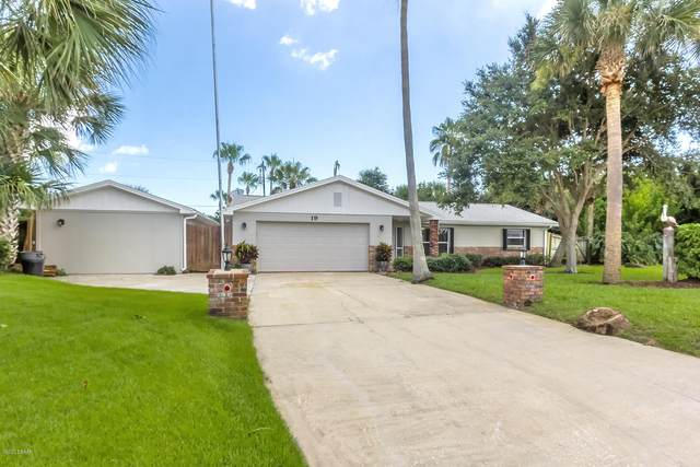 19 Seafarers Drive, Ormond Beach, FL 32176 (MLS #1073245) :: Cook Group Luxury Real Estate
