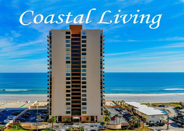 3051 S Atlantic Avenue #505, Daytona Beach Shores, FL 32118 (MLS #1073282) :: Cook Group Luxury Real Estate