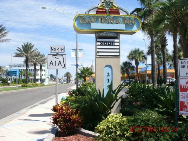 219 S Atlantic Avenue #231, Daytona Beach, FL 32118 (MLS #1073283) :: Cook Group Luxury Real Estate