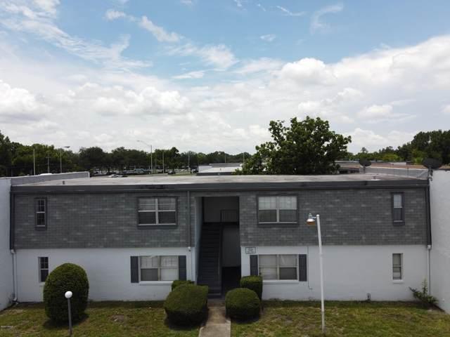 1000 S Semoran Boulevard #705, Winter Park, FL 32792 (MLS #1073288) :: Memory Hopkins Real Estate