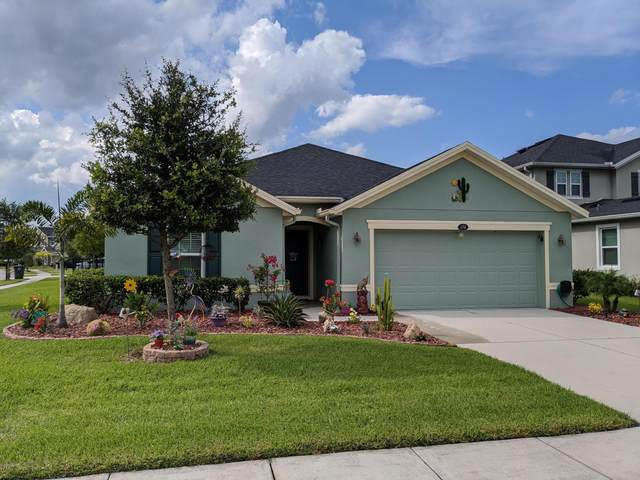 154 Gleneagle Grande Drive, Daytona Beach, FL 32124 (MLS #1073297) :: Cook Group Luxury Real Estate