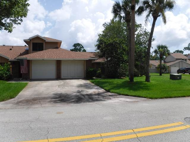 185 Surf Scooter Drive, Daytona Beach, FL 32119 (MLS #1073301) :: Cook Group Luxury Real Estate