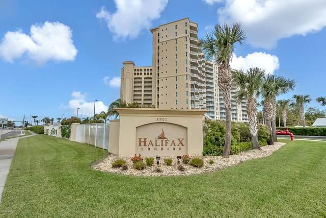 2801 S Ridgewood Avenue #805, South Daytona, FL 32119 (MLS #1073306) :: Cook Group Luxury Real Estate