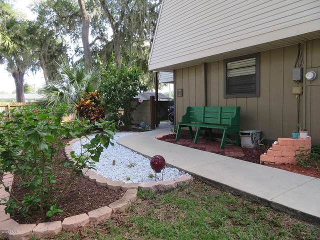 3656 Jackson Street #18, Port Orange, FL 32129 (MLS #1073443) :: Cook Group Luxury Real Estate