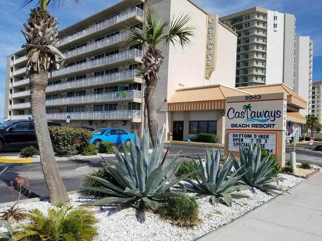 2043 S Atlantic Avenue #701, Daytona Beach Shores, FL 32118 (MLS #1073466) :: Cook Group Luxury Real Estate