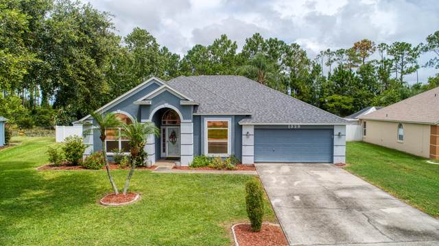 1329 N Wembley Circle, Port Orange, FL 32128 (MLS #1073701) :: Cook Group Luxury Real Estate