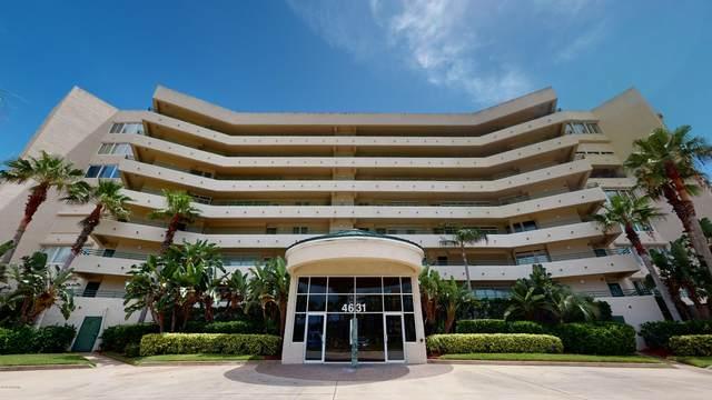 4631 S Atlantic Avenue #8707, Ponce Inlet, FL 32127 (MLS #1073708) :: Florida Life Real Estate Group