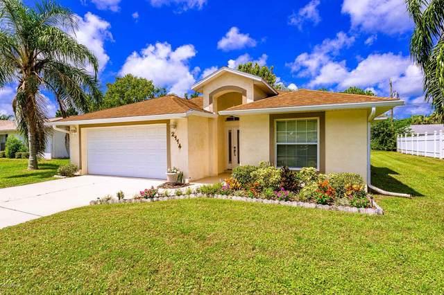 2114 Sabal Palm Drive, Edgewater, FL 32141 (MLS #1073740) :: Memory Hopkins Real Estate