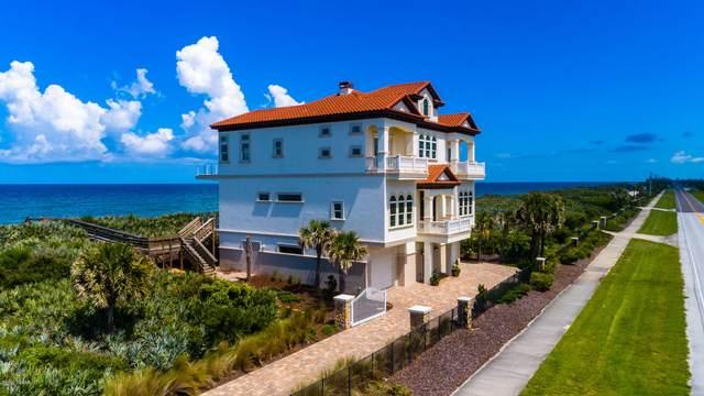 3747 N Ocean Shore Boulevard, Palm Coast, FL 32137 (MLS #1073764) :: Cook Group Luxury Real Estate