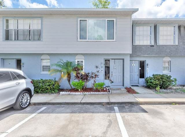 175 Yorktowne Drive #25, Daytona Beach, FL 32119 (MLS #1073766) :: Memory Hopkins Real Estate