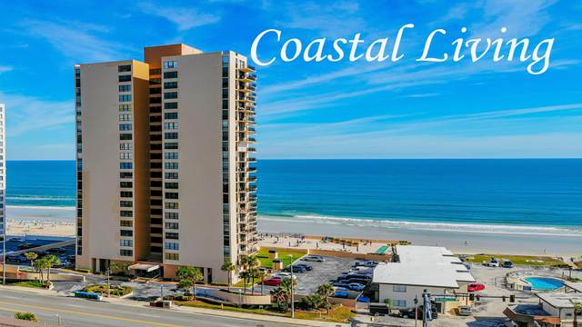3051 S Atlantic Avenue #1006, Daytona Beach Shores, FL 32118 (MLS #1073781) :: Cook Group Luxury Real Estate