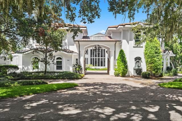 144 Riverside Drive, Ormond Beach, FL 32176 (MLS #1073805) :: Memory Hopkins Real Estate