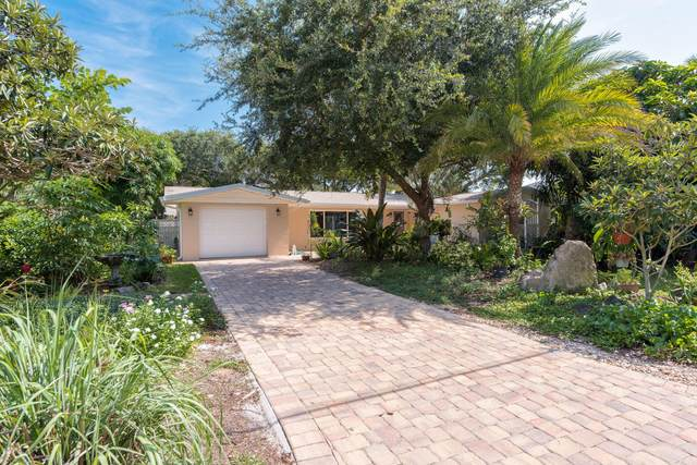 806 Oakview Drive, New Smyrna Beach, FL 32169 (MLS #1073818) :: Memory Hopkins Real Estate