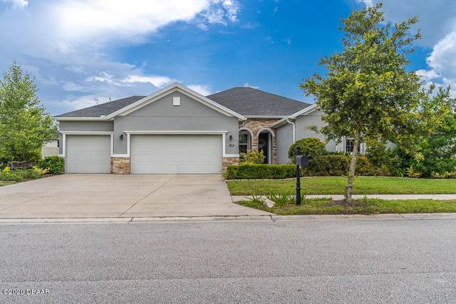 109 S Coopers Hawk Way, Palm Coast, FL 32164 (MLS #1073868) :: NextHome At The Beach