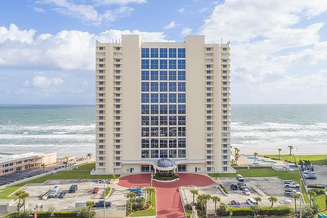 2545 S Atlantic Avenue #702, Daytona Beach Shores, FL 32118 (MLS #1073973) :: Cook Group Luxury Real Estate