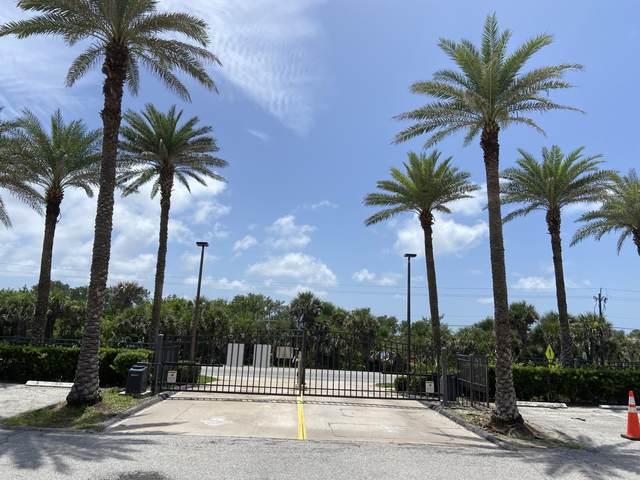 6713 Turtlemound Road #113, New Smyrna Beach, FL 32169 (MLS #1073993) :: Memory Hopkins Real Estate