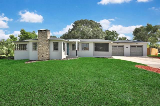 411 Riverside Drive, Ormond Beach, FL 32176 (MLS #1074003) :: Memory Hopkins Real Estate
