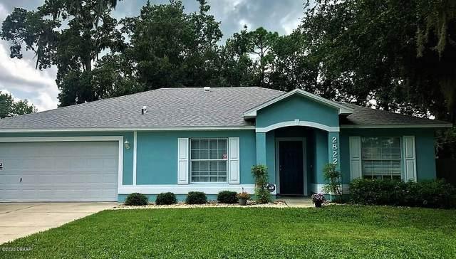2822 Woodland Drive, Edgewater, FL 32141 (MLS #1074008) :: Memory Hopkins Real Estate