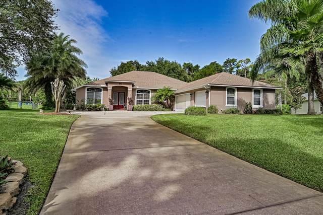 18 Indianhead Drive, Ormond Beach, FL 32174 (MLS #1074031) :: Cook Group Luxury Real Estate