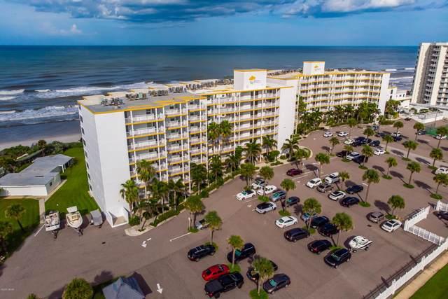 5201 S Atlantic Avenue 208A, New Smyrna Beach, FL 32169 (MLS #1074069) :: Memory Hopkins Real Estate