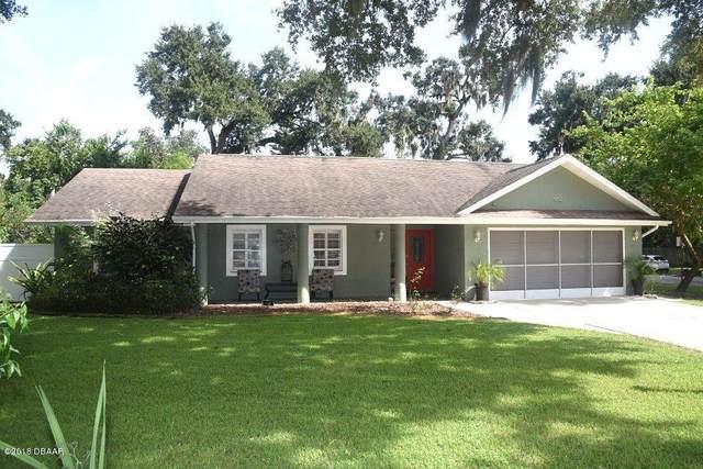 552 Hamlet Drive, Port Orange, FL 32127 (MLS #1074071) :: Memory Hopkins Real Estate