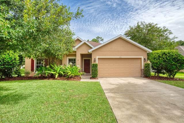 126 Chrysanthemum Drive, Ormond Beach, FL 32174 (MLS #1074115) :: Memory Hopkins Real Estate