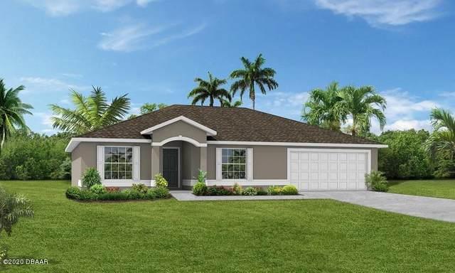 32 Porcupine Drive, Palm Coast, FL 32164 (MLS #1074131) :: Memory Hopkins Real Estate