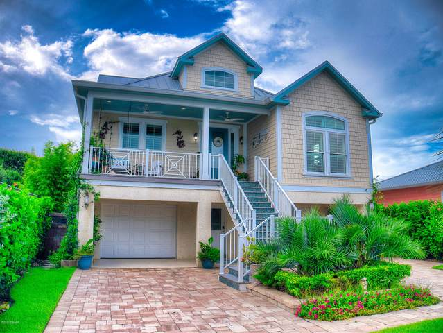 838 10th Avenue, New Smyrna Beach, FL 32169 (MLS #1074143) :: Memory Hopkins Real Estate