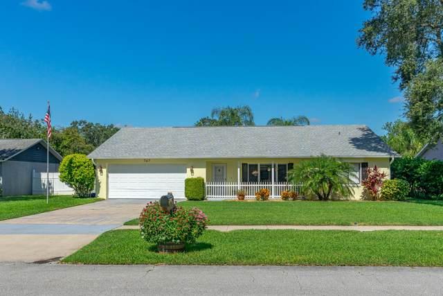 767 Osprey Drive, Port Orange, FL 32127 (MLS #1074187) :: Florida Life Real Estate Group