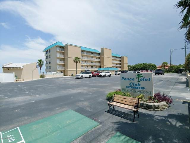 4799 S Atlantic Avenue #3020, Ponce Inlet, FL 32127 (MLS #1074224) :: Florida Life Real Estate Group