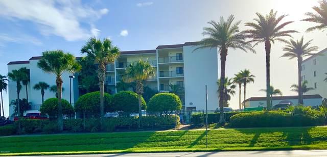 6713 Turtlemound Road #412, New Smyrna Beach, FL 32169 (MLS #1074233) :: Memory Hopkins Real Estate