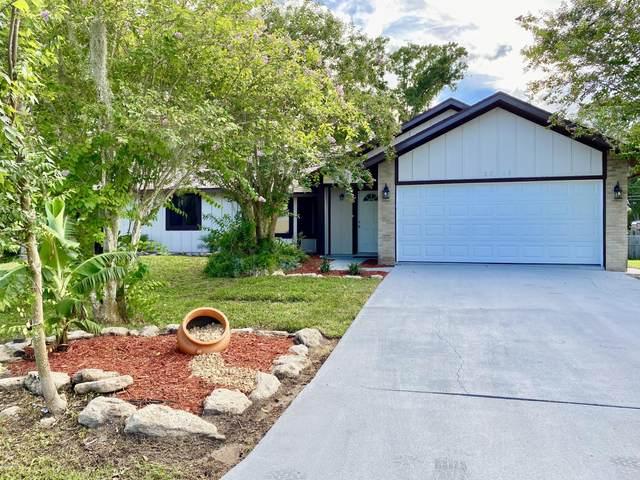 2528 Woodland Drive, Edgewater, FL 32141 (MLS #1074259) :: Memory Hopkins Real Estate