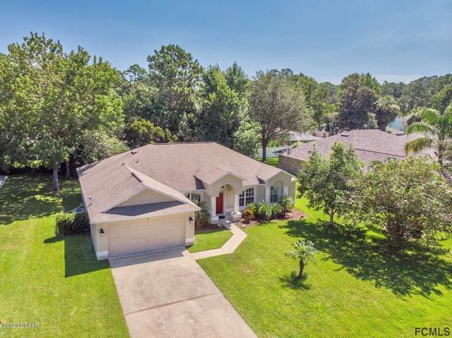 7 Waybourne Place, Palm Coast, FL 32164 (MLS #1074330) :: Memory Hopkins Real Estate