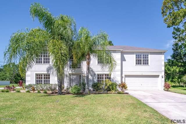 46 Sederholm Path, Palm Coast, FL 32164 (MLS #1074333) :: Memory Hopkins Real Estate