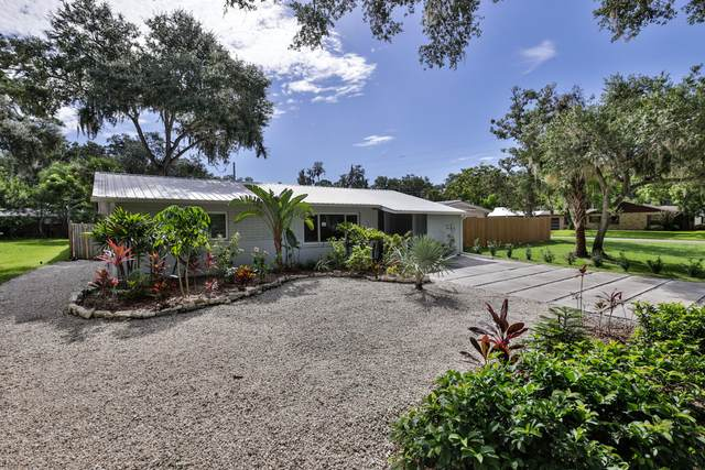 1313 Palmetto Street, New Smyrna Beach, FL 32168 (MLS #1074356) :: Cook Group Luxury Real Estate