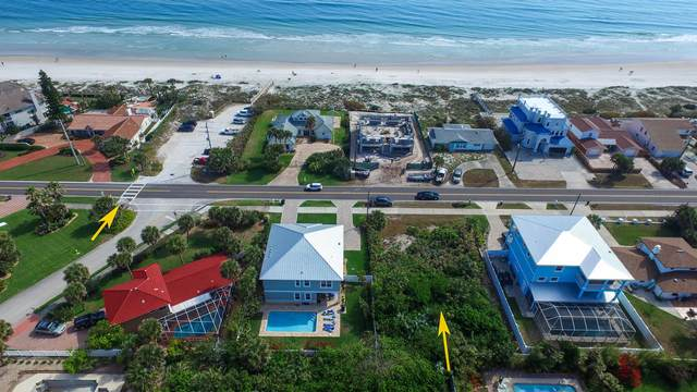 4712 S Atlantic Avenue, Ponce Inlet, FL 32127 (MLS #1074388) :: Cook Group Luxury Real Estate