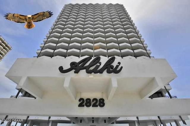 2828 N Atlantic Avenue #603, Daytona Beach, FL 32118 (MLS #1074403) :: Cook Group Luxury Real Estate