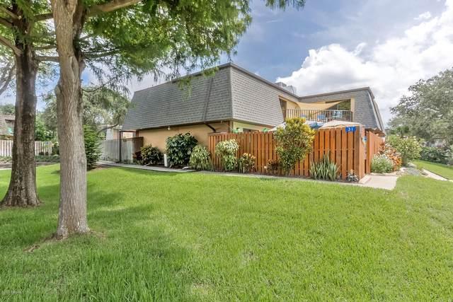 31 Cedar Dunes Drive, New Smyrna Beach, FL 32169 (MLS #1074569) :: Memory Hopkins Real Estate