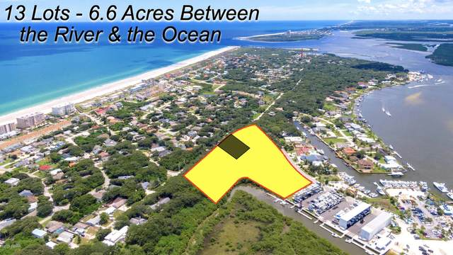 0 Inlet Harbor Road, Ponce Inlet, FL 32127 (MLS #1074581) :: Cook Group Luxury Real Estate