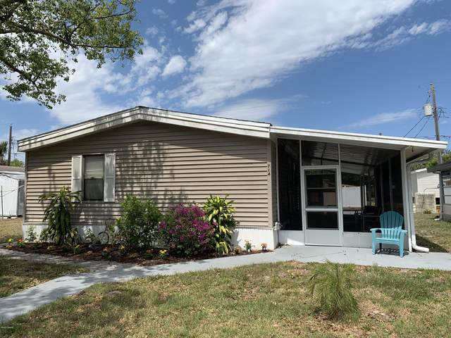 714 Cindy Circle, Port Orange, FL 32127 (MLS #1074597) :: Cook Group Luxury Real Estate