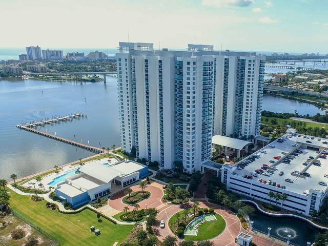 231 Riverside Drive 2004-1, Holly Hill, FL 32117 (MLS #1074624) :: Cook Group Luxury Real Estate